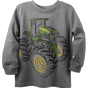 Large Tractor Sketch T-Shirt