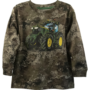 Tractor Artwork T-Shirt