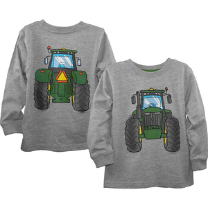 Coming And Going Tractor Long Sleeve T-Shirt