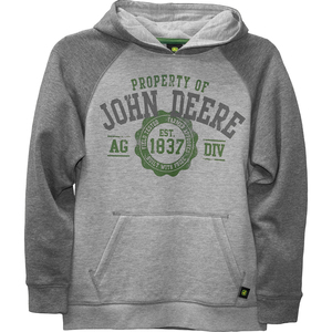 Field Tested Farmer Approved Fleece Hoodie