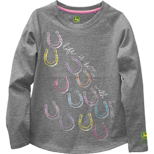 Horse Shoes T-Shirt
