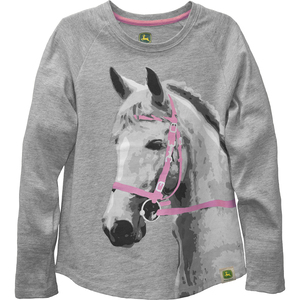 Grayed-Out Horse T-Shirt