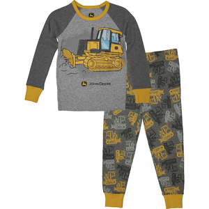Bulldozer Pajamas