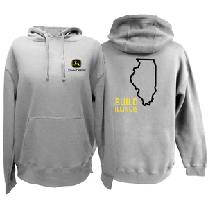 Build Illinois Hoodie