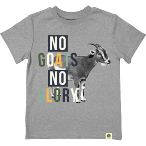 Do Good Today No Goats No Glory T-Shirt