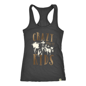 Do Good Today Crazy About My Kids Tank Top