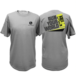 Run Your World T-Shirt