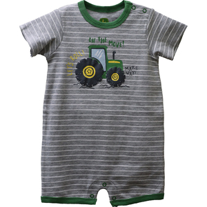 On The Move Tractor Romper