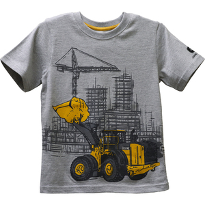 Construction Scene T-shirt