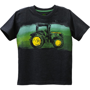 Watercolor Tractor T-shirt