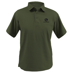 Olive Poly Polo
