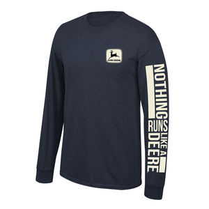 Nothing Runs Like A Deere Long Sleeve T-Shirt
