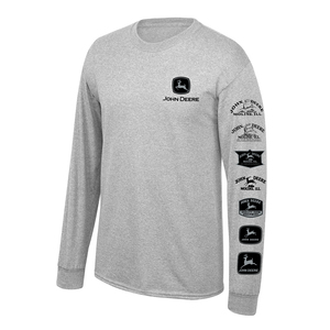 Logos Long Sleeve T-Shirt