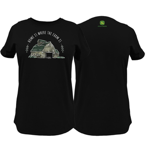 Home Is Where the Farm Is T-Shirt