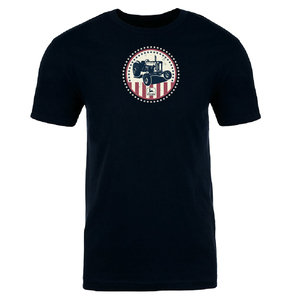 Tractor Stars and Stripes T-Shirt