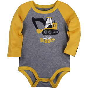 Little Digger Long Sleeve Bodyshirt