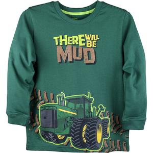 There Will Be Mud Long Sleeve T-Shirt