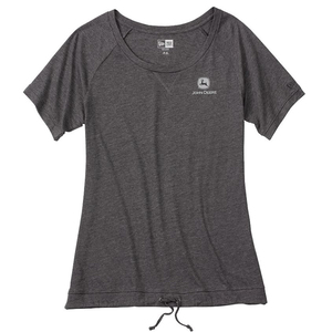 Scoop Neck Cinch T-shirt