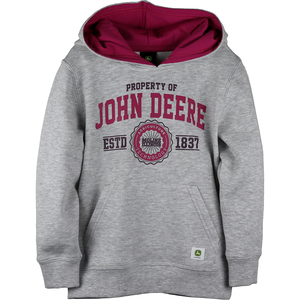 Property of John Deere Fleece Hoodie