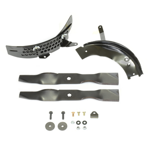 Mulching Attachment Kit For 38-Inch Mower Decks. Fits 38X Mower Decks.