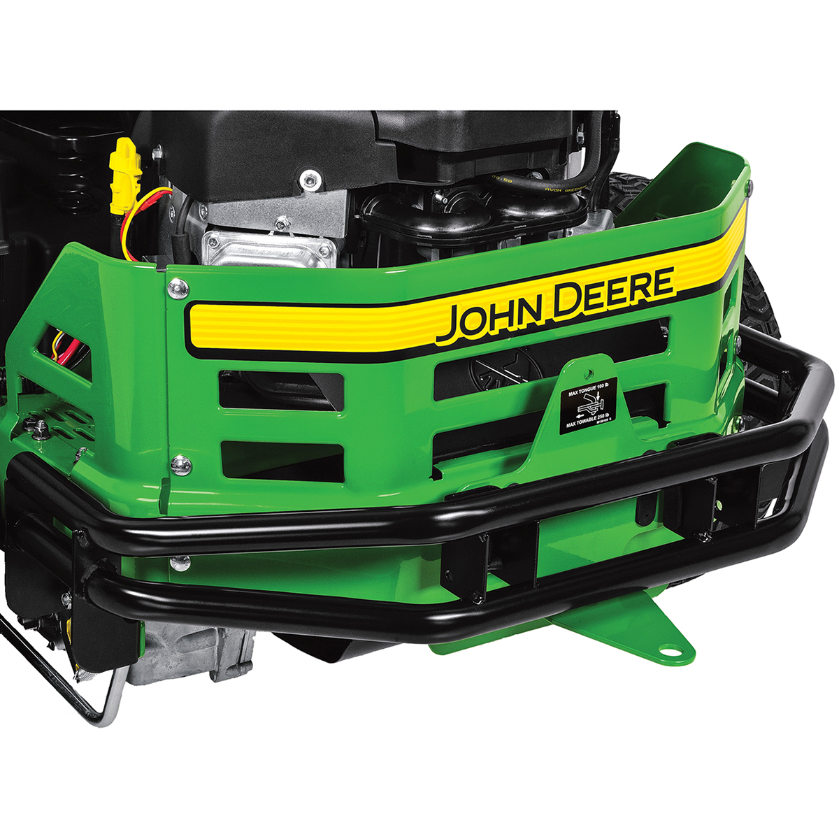 Attachment Bar and Hitch Kit For ZTrak Zero-Turn Mowers