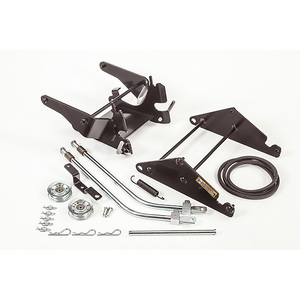 Snow Blower and Front Blade Compatibility Kit For X300 and X500 Select Series Mowers
