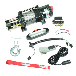 Winches | Equipment Accessories | Genuine Parts | John Deere