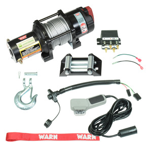 WARN ProVantage 3,500-lb Winch
