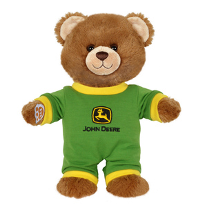 John Deere Baby Bear From Build-A-Bear Workshop