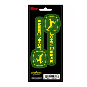 John Deere Horizontal Logo Decals