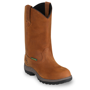 "Women's 10"" Tan WCT Waterproof Pull-On Boot"