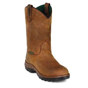 Men's Poplar WCT 11 Inch Steel-Toe Wellington Boot