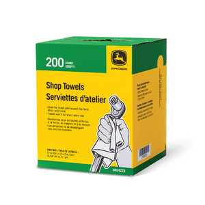 Shop Towel Center-Pull Cardboard Carton (DRC4223)