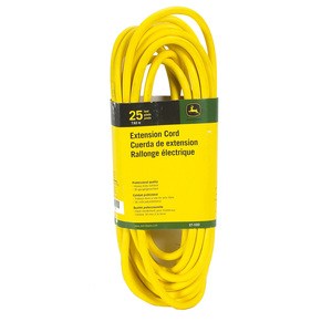 25' Extension Cord - 16 Gauge (ET-1100-J)
