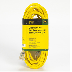 25' Extension Cord - 14 Gauge (ET-1103-J)