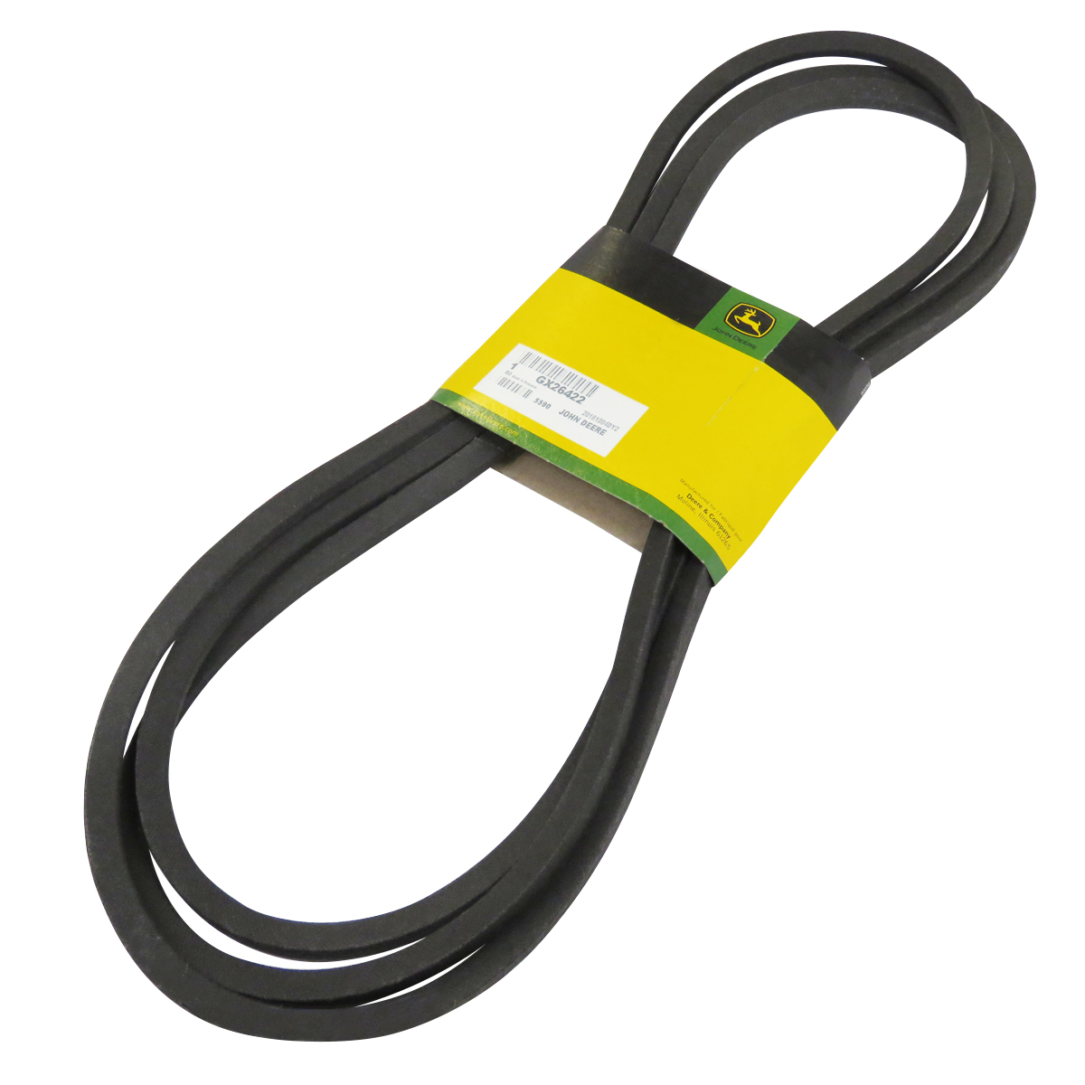 Mower Deck Drive Belt for Z300 Series with 48