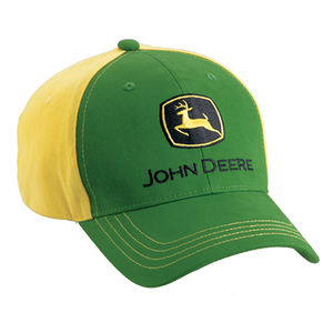 John Deere Youth Colorblock Hat