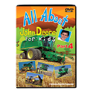 All About John Deere for Kids DVD Part IV