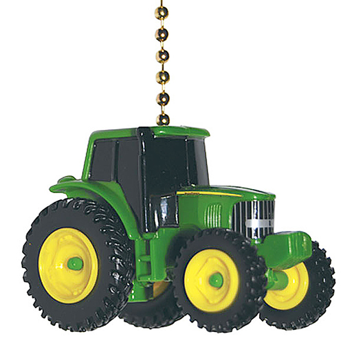 john deere tractor ceiling fan pull | home decor | indoor | for