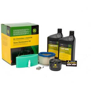 Home Maintenance Kit for 100, 200, GT, LX and F500 Series