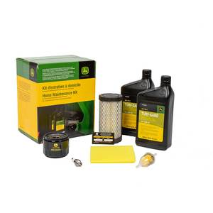 Home Maintenance Kit for D, E and LA Series Riding Mowers