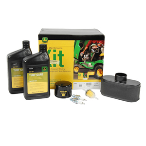 Home Maintenance Kit For S, X300, X500, and Z Series Riding Mowers