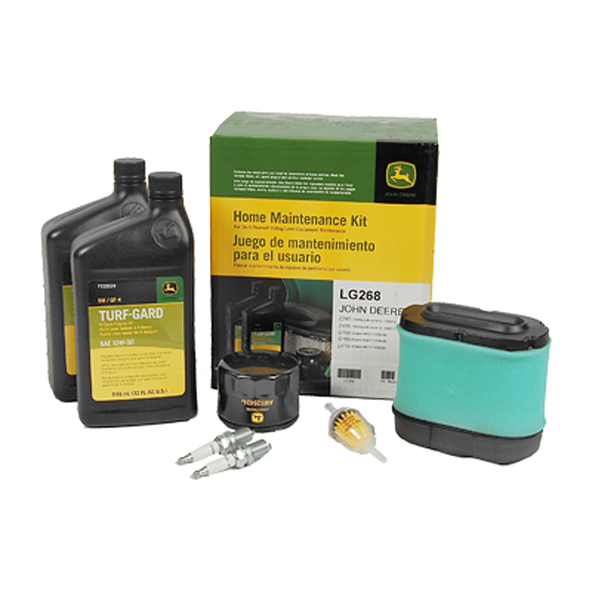 Home Maintenance Kit for D and Z Series Riding Mowers