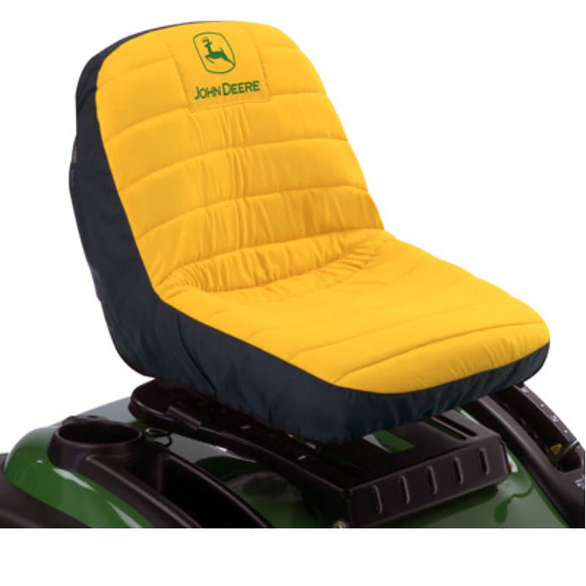 Features Protects New Seats Renews Old Cushioned Seat For Extra Comfort Four Convenient Pockets Keep Tools And Gear Within Reach Elastic