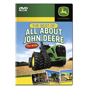 DVD-Best of All About John Deere ForKids