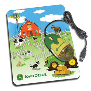 Children's Optical Mouse and Mouse Pad