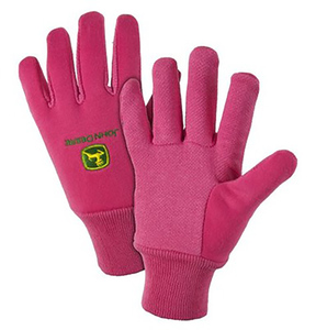 Ladie's Light-duty Cotton Grip Glove