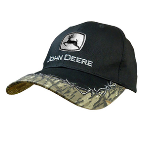 Men's Camo Bill Hat