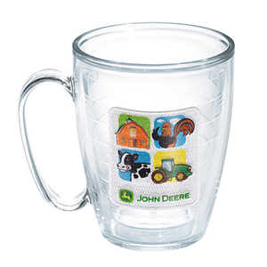Farm Blocks Tervis Tumblers
