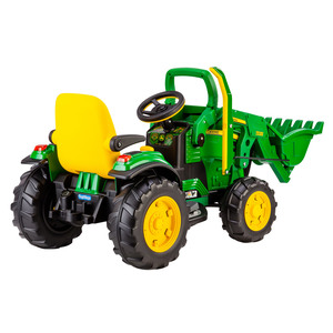 12 Volt Ground Loader With Front Loader